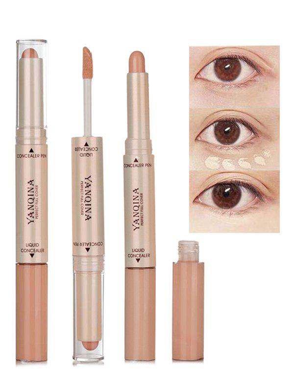 Two In One Perfect Coverage Long Lasting Smooth Concealer -