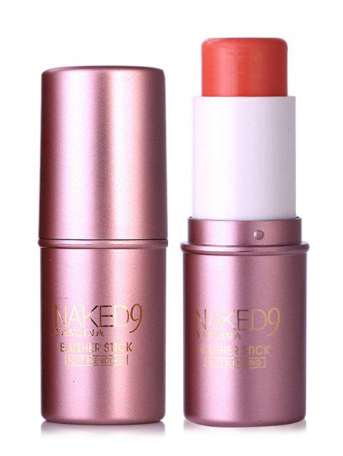 Natural Color Long Wear Cosmetic Creamy Stick Blush - 003