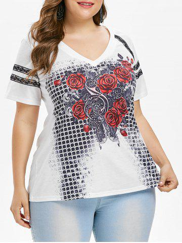 10463a7c0b97a 2019 Plus Size Graphic Tee Online Store. Best Plus Size Graphic Tee ...