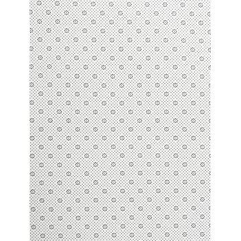Butterfly Letter Pattern Flannel Area Rug - SAND W16 INCH * L24 INCH