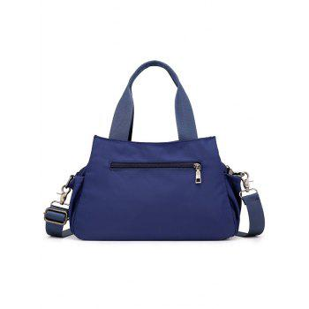 All Purpose Casual Outdoor Practical Tote Bag - DEEP BLUE
