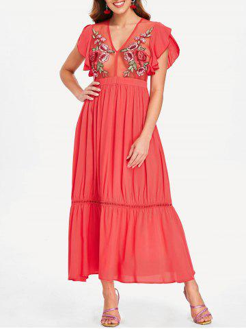 see-thru-embroidered-plunging-neck