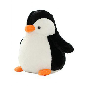 Penguin Plush Toy - BLACK