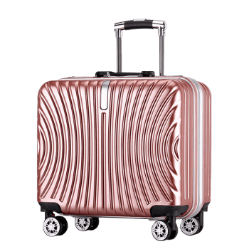 Universal Wheels Travel Business Boarding Luggage - PINK