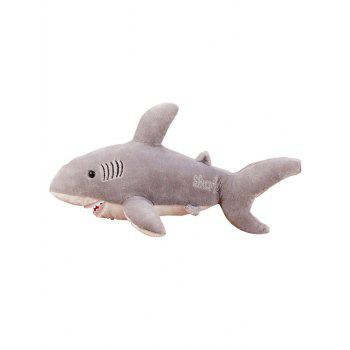 Shark Plush Toy - GRAY