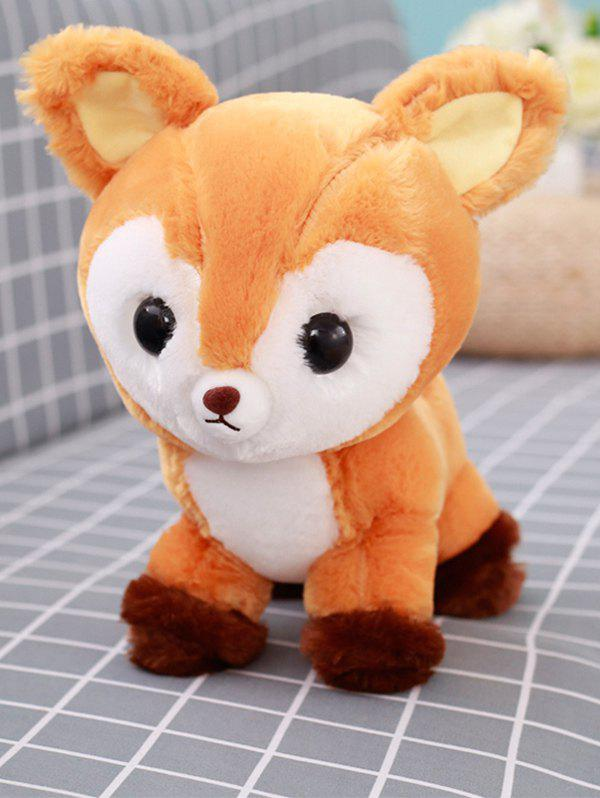 Deer Plush Toy - BROWN SUGAR