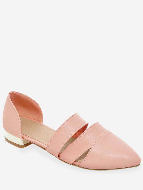 Plus Size Pointed Toe Casual Working Pumps