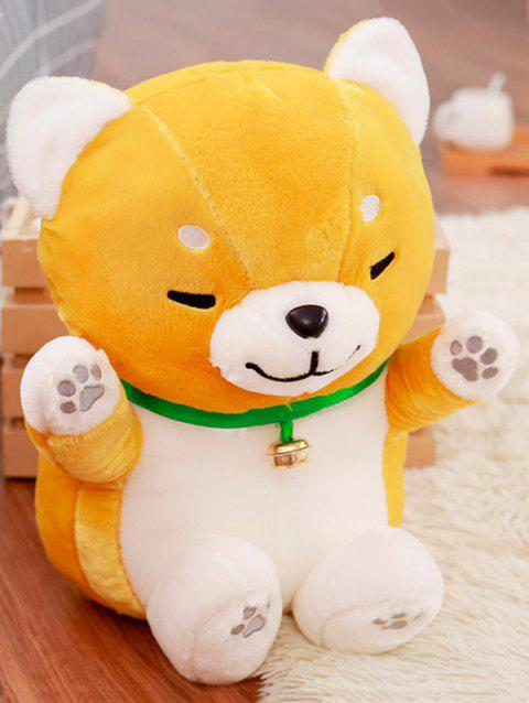Fortune Animal Shaped Plush Toy - BROWN 40CM