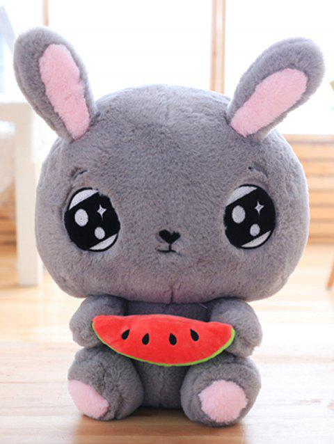 Rabbit Plush Toy - GRAY
