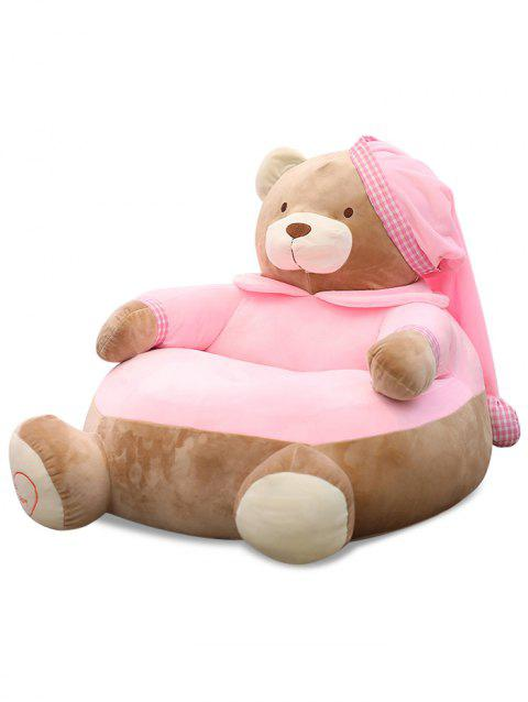 Bear Plush Mini Sofa - PINK