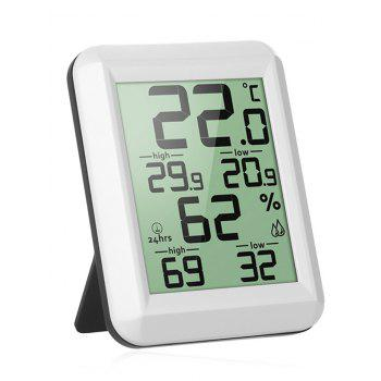 Indoor LCD Digital Display Thermometer Hygrometer