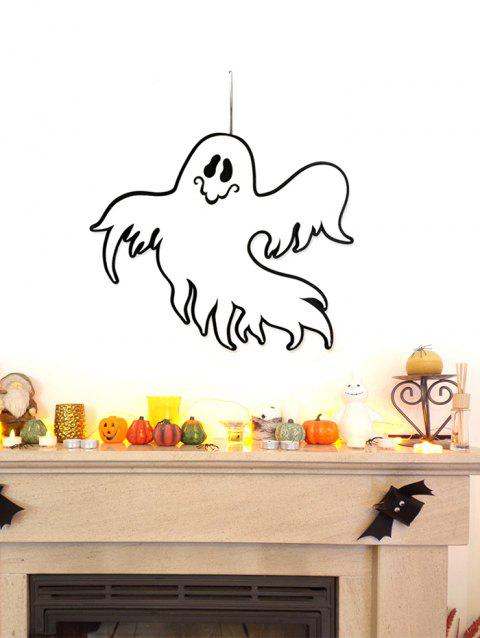 Halloween Ghost Wall Hanging Art Decor - multicolor