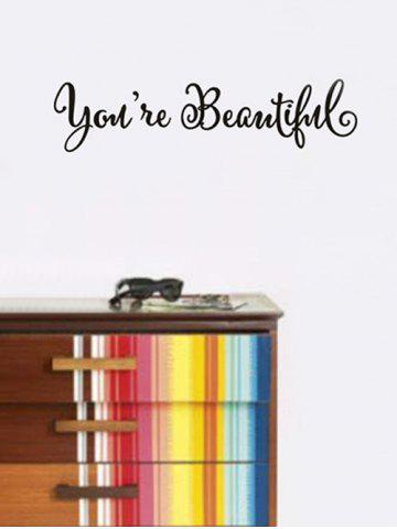 Beautiful Print Wall Art Stickers