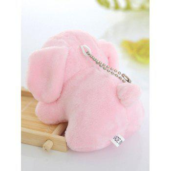 Puppy Plush Toy - PINK