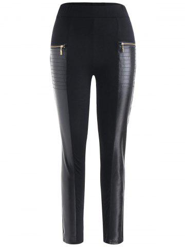6a9c2febfa5d68 2019 Faux Leather Pants Best Online For Sale | DressLily