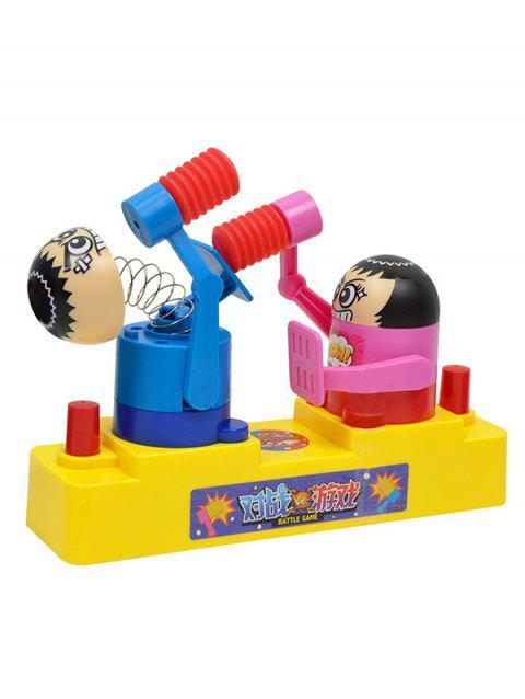 Fun and Interactive Hammer Battle Game Toy - YELLOW