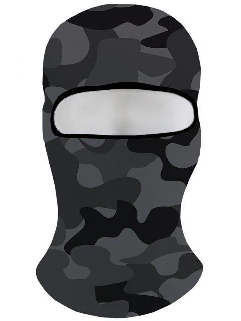 Camouflage Printed Winter Windproof Beanie - ACU CAMOUFLAGE