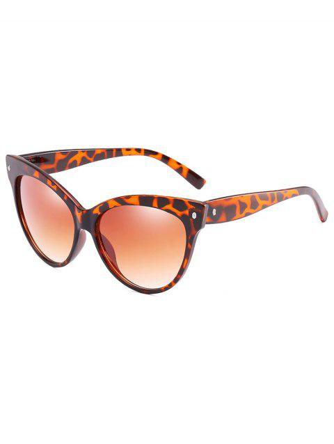 UV Protection Full Frame Driving Sunglasses - LEOPARD