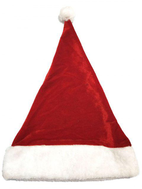 Novelty Christmas Decoration Hat - CHERRY RED