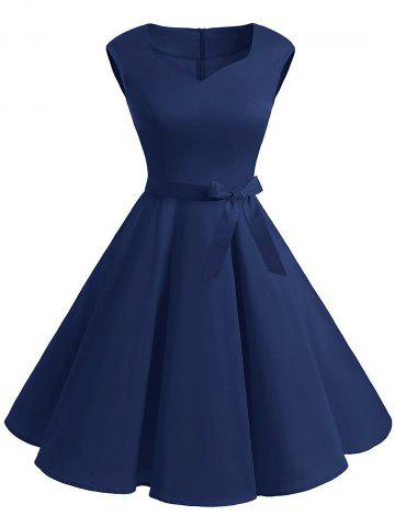 06ba41f7471 2019 High Waist Swing Dress Best Online For Sale