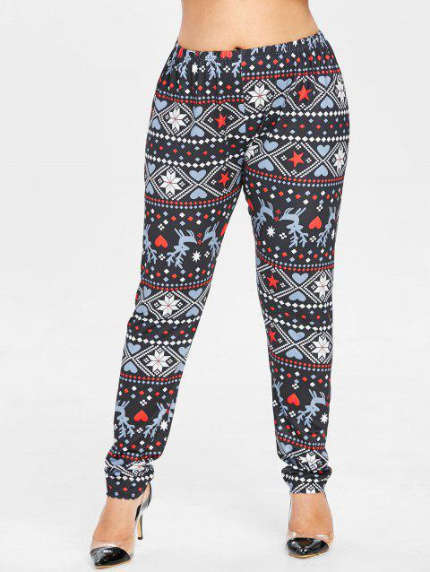 d56d1205ce 2019 Plus Size Christmas Leggings Best Online For Sale | DressLily