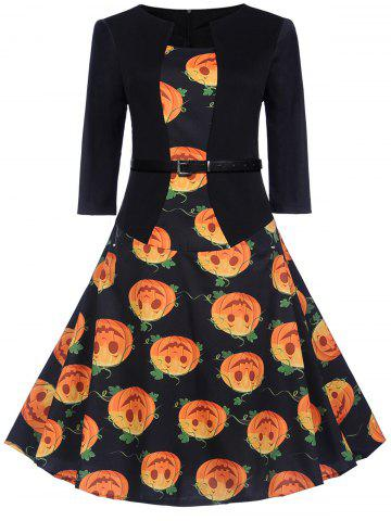 30b3d41599 2019 Pumpkin Dress Online Store. Best Pumpkin Dress For Sale ...
