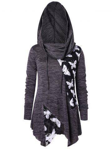 4839bce9143 2019 Plus Size Hooded T Shirt Online Store. Best Plus Size Hooded T ...