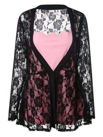 6a4998e6077d8 2019 Sheer Lace Blouse Online Store. Best Sheer Lace Blouse For Sale ...