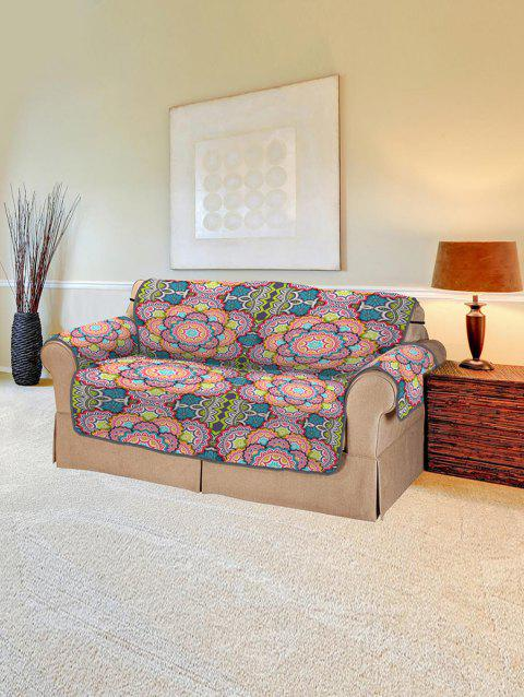 Strange Bohemian Mandala Pattern Couch Cover Gamerscity Chair Design For Home Gamerscityorg