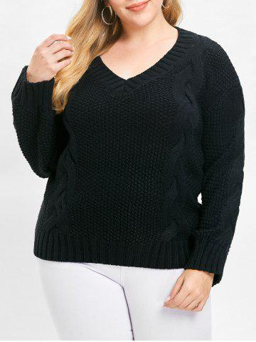 dfe853b23b8 2019 Plus Size Chunky Sweater Best Online For Sale