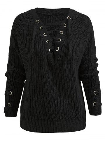 3a77ab55c497 2019 Chunky Black Sweater Online Store. Best Chunky Black Sweater ...
