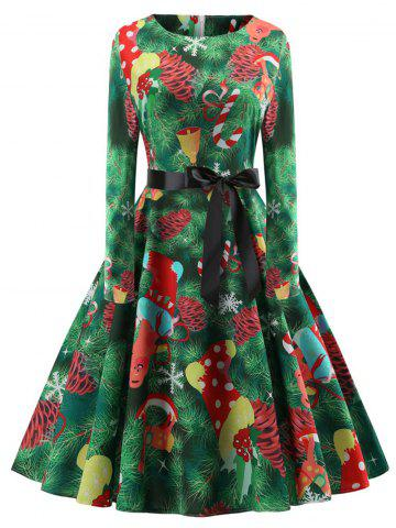 218aee9ed36 2019 Plus Christmas Dress Green Online Store. Best Plus Christmas ...
