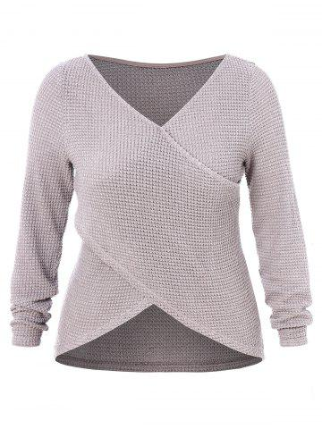 e4c4c963b48451 2019 Criss Cross Sweater Best Online For Sale | DressLily