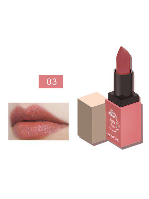 Cosmetic Long Lasting Silky Lipstick - 003