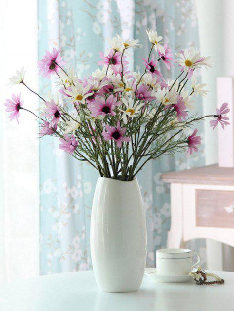 Artificial Daisy Flowers Home Decor - HELIOTROPE PURPLE