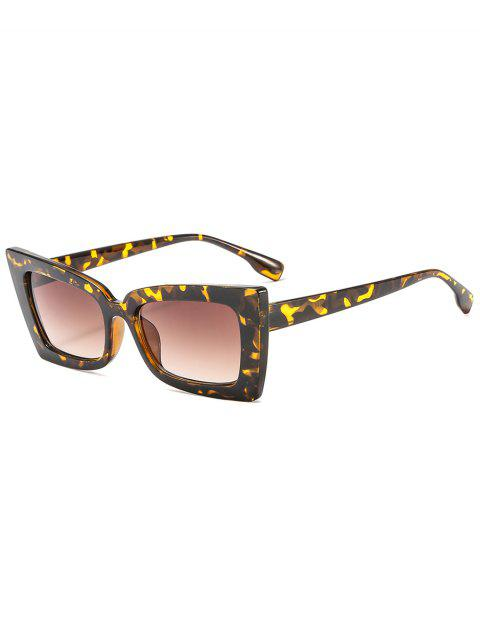 Vintage Stylish Unisex Sunglasses - LEOPARD