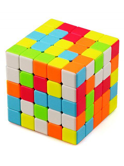 5x5x5 Puzzle Toy Educational Tool Magic Cube - multicolor