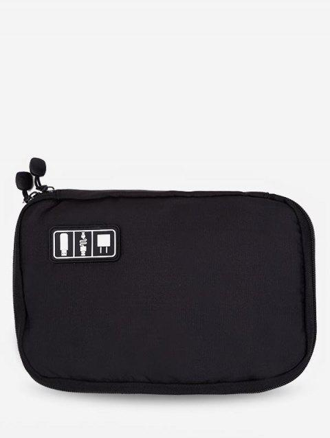 For Data Lines Storage Bag - BLACK
