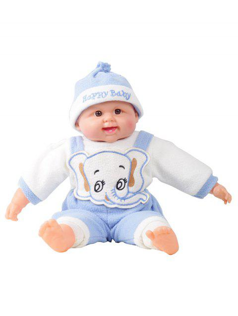 50CM Simulation Baby doll - BLUE