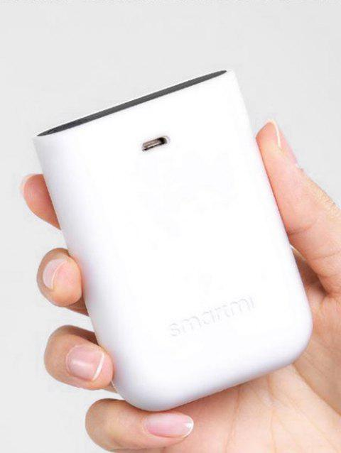Smart Electronic PM 2.5 Detector - WHITE
