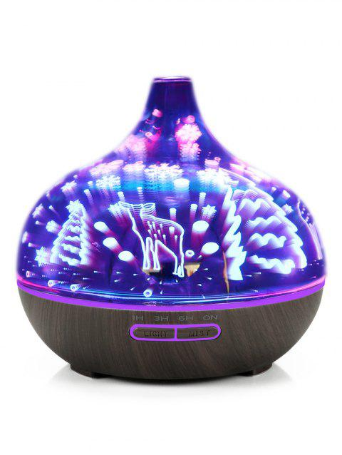2019 Colorful Night Light Remote Control Humidifier In Multicolor A