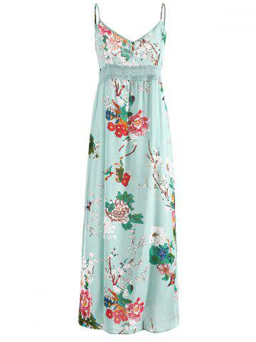 7ea27c95a6bd 2019 Small Print Floral Maxi Dress Online Store. Best Small Print ...