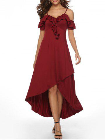 d9c75ae8e 2019 RED Ankle-Length Dresses Online Store. Best RED Ankle-Length ...