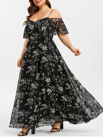 2019 Plus Size Bohemian Maxi Dress Best Online For Sale | DressLily