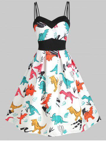 b2106835bf3 Dinosaur Print Dual Strap Dress Quick View Buy 2 Get 10% ...
