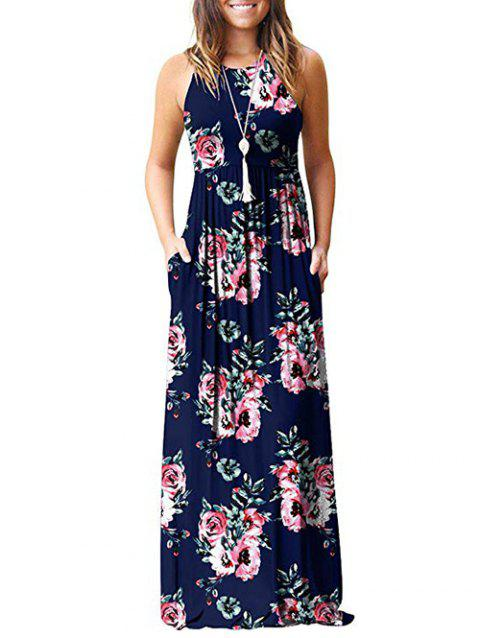 6168829eb Maxi Dresses | Long Sleeved, Floral & Summer Long Dresses 2019 ...