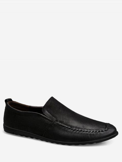 Chaussures Casual Slip On Doug - Noir EU 45