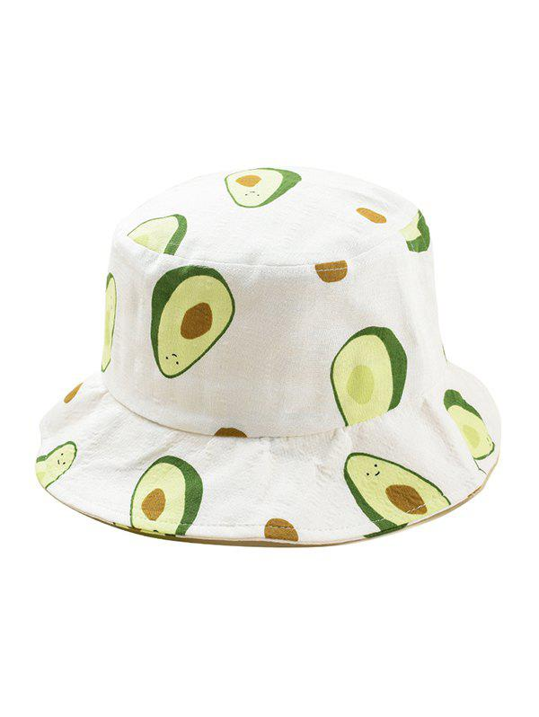 Avocado Print Bucket Hat фото