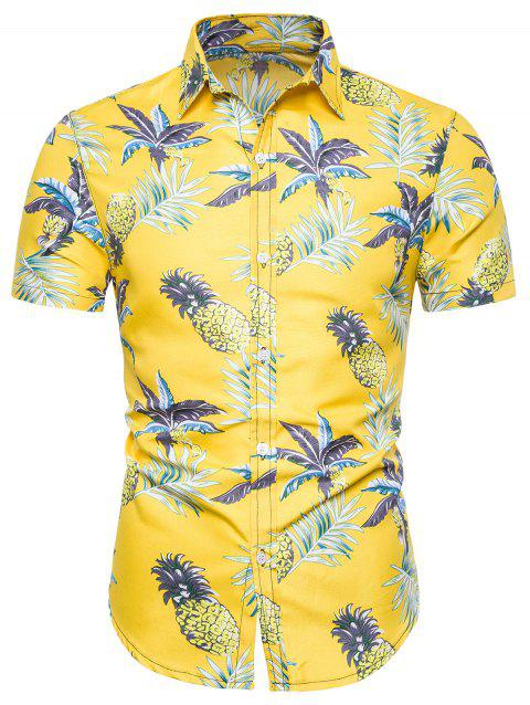 213d8d0fa358 2019 Pineapple Shirt Best Online For Sale | DressLily