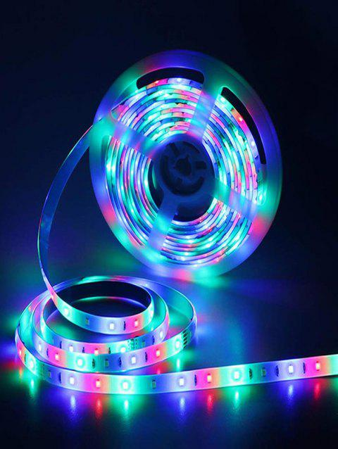 5Meters RGB Waterproof Strip Light - WHITE 5M RGB
